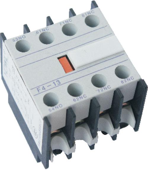 该产品用于ubf系列交流接触器控制电路中因接触