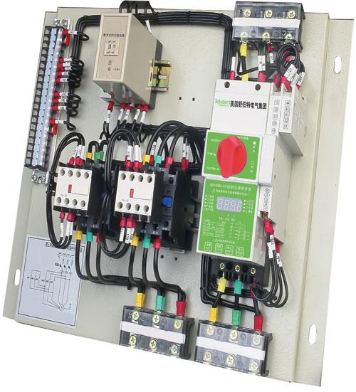 构成可逆型控制与保护开头电器sbtkbon,适用于电动机的可逆或双向控制